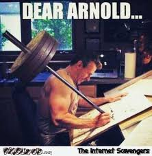 Arnold Meme - dear arnold funny meme pmslweb