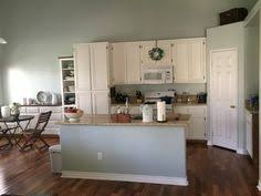 our kitchen makeover sherwin williams alabaster cabinets home