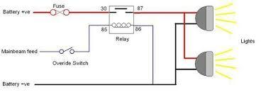 need step by step to wiring spotlights defender forum lr4x4