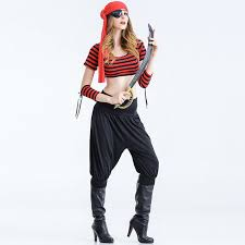 Womens Pirate Halloween Costumes Aliexpress Buy Woman Pirate Halloween Costume