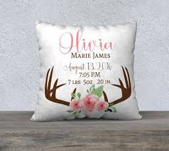 personalized pillows for baby 37 best decorative pillow cushion images on decorative
