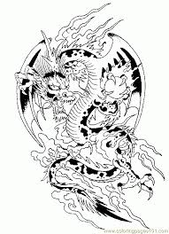 complex coloring pages dragonskids coloring pages