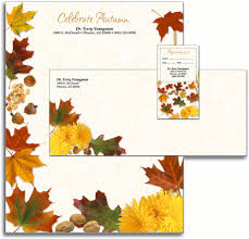 thanksgiving and fall themed stationery smartpractice podiatry