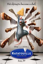 ratatouille 1 of 4 extra large movie poster image imp awards