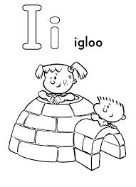 santa letter coloring page santa claus visiting igloo coloring pages bulk color