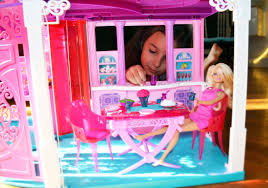 Barbie Home Decor by How To Distress Vintage Pastel Furniture Youtube Idolza