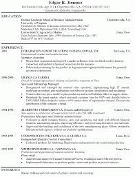 Resume Styles Examples by Resume Formatting Examples Free Resume Example And Writing Download