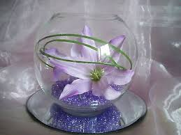 Big Glass Vases For Centerpieces by Best 25 Fish Bowl Vases Ideas On Pinterest Table Centre Pieces