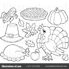 clipart thanksgiving free thanksgiving clipart 1124492 illustration by visekart