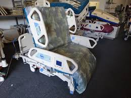Hill Rom Hospital Beds Hill Rom Totalcare Bariatric Hospital Bed For Sale Used Hospital