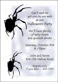 halloween invitation poem ideas u2013 fun for christmas
