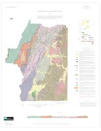 oregon county map geologic map of josephine county oregon oregon state library