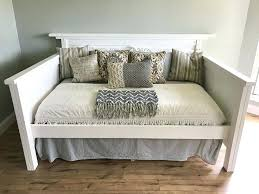 diy full size daybed with trundle twin size daybed with pop up