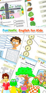 esl kids worksheets for teachers