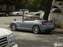 chrysler crossfire roadster srt 6 5 february 2013 autogespot
