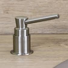 kitchen built in sink soap dispenser for kitchen decoration ideas