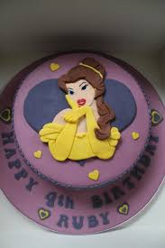 disney u0027s belle birthday cake cakecentral