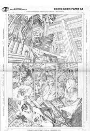 Sample Page Batman Sample Page By Robsonrocha On Deviantart