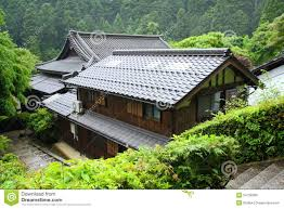 japanese house stock photo image 54128389