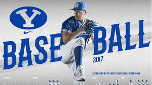 Byu by Byu Baseball First Place Byu Has Four Games In The Valley This