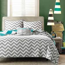 Turquoise Chevron Bedding Grey Chevron Bedding Queen Pictures Reference