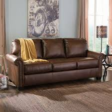 Durablend Leather Sofa Great Durablend Leather Sofa Brown Leather Sofa Sleeper