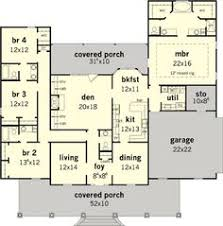 2 Story Country House Plans by French Country Style House Plans 4000 Square Foot Home 1 Story