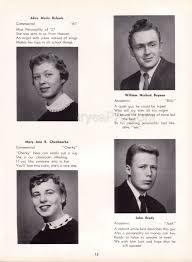 how to buy high school yearbooks duryea pennsylvania historical homepage 1957 duryea high school
