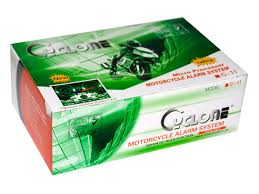 cyclone alarms motorcycle alarms motorbike alarm and
