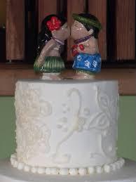 luau wedding cakes new hawaii wedding cake topper or 1 year