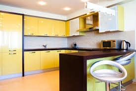 Gloss Kitchen Cabinet Doors Charming High Gloss And Matte Lacquered Kitchen Cabinet Doors