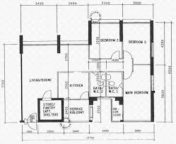 floor plans for 17a telok blangah crescent s 091017 hdb details