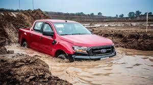 Ford Ranger - ford ranger la renovación de la pick up se puso a prueba en un