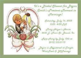 precious moments wedding invitations paperinvite