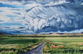 Wyoming landscapes images Landscape paintings virginia moore art jpg