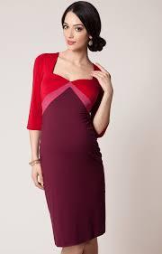 alexa maternity dress lipstick rouge maternity wedding dresses