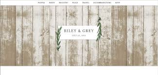 wedding planning website wedding websites why all engaged couples need one