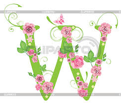 decorative letter c with roses stock photos and vektor eps