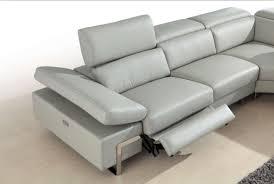 sofa modern recliner sofa surprising modern recliner leather