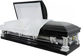 black caskets 18 steel casket steel