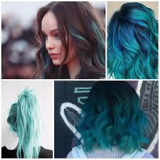 teal hair extensions teal hair extensions archives hairstyles and haircuts in 2018