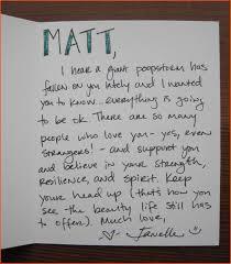 best love letters program format
