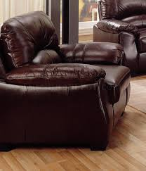 Rich Living Room by Brown Leather Match Contemporary Living Room Sofa W Options