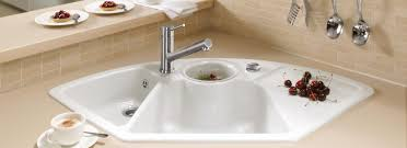 high quality corner sink from villeroy u0026 boch