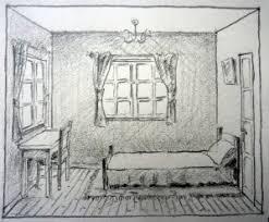 chambre en perspective populaire dessin d une chambre en perspective photo de dessin d une