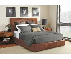 High Headboard Beds with King Bed Leather Headboard Foter