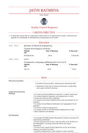 Electrical Engineering Resume Samples by Junior Engineer Resume Samples Visualcv Resume Samples Database