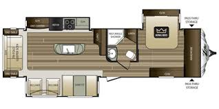 Cougar 5th Wheel Floor Plans 2016 Keystone Rv Cougar X Lite Series M 30 Rli Specs And Standard