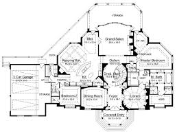 chateauesque house plans avanleigh estate 6009 4 bedrooms and 4 baths the house designers