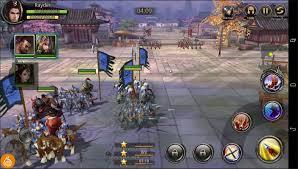 Kingdom Warriors v1.60 Hack 1 Hit Bất Tử Cho Android